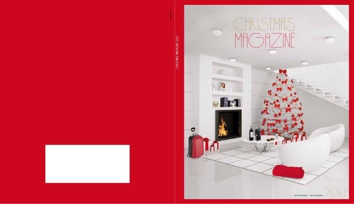 ChristMasMagazine        SEPTEMBER - DECEMBER   20 1 1