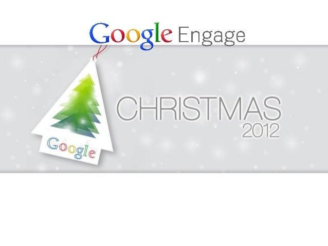 Consumo navideño en España 2012 (Estudio de Google)