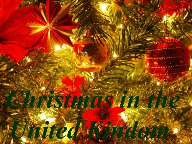 Christmas presentation by Amy