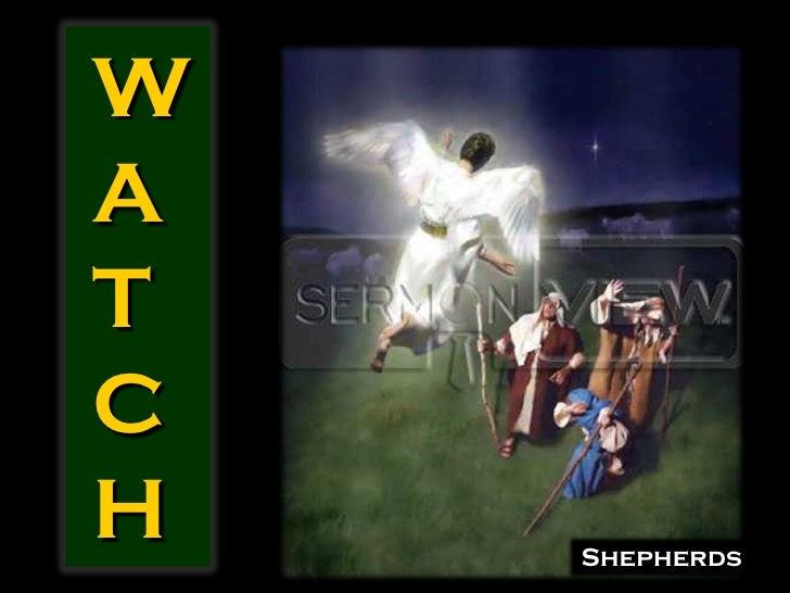 WATCH   Shepherds