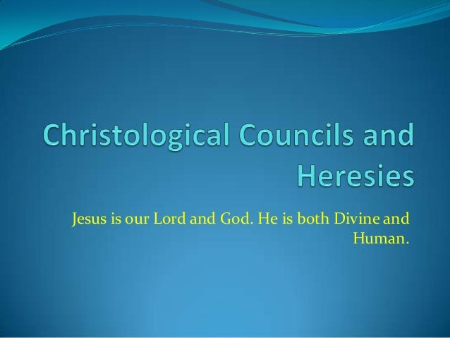 Jesus is our Lord and God. He is both Divine and Human.