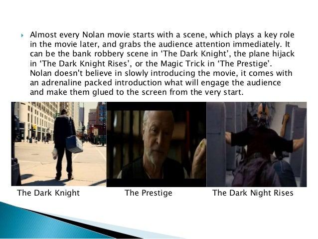 Christopher Nolan auteur