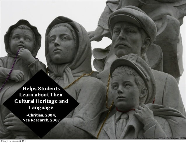 Importance of including culture in foreign language teaching?