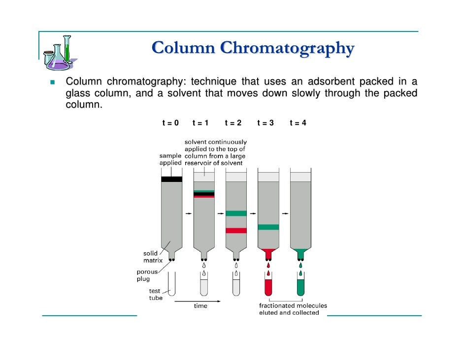 column chromatography lab report Column chromatography lab report - compose a timed custom dissertation with our assistance and make your tutors shocked dissertations, essays.