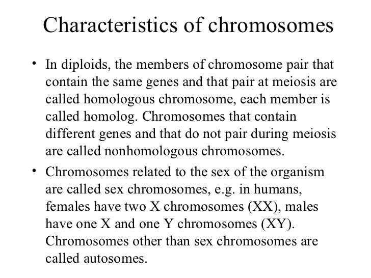 Chromosomes that are not sex chromosomes are called images 56