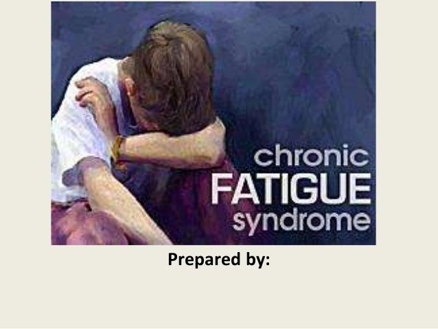 Chronic fatugue syndrome