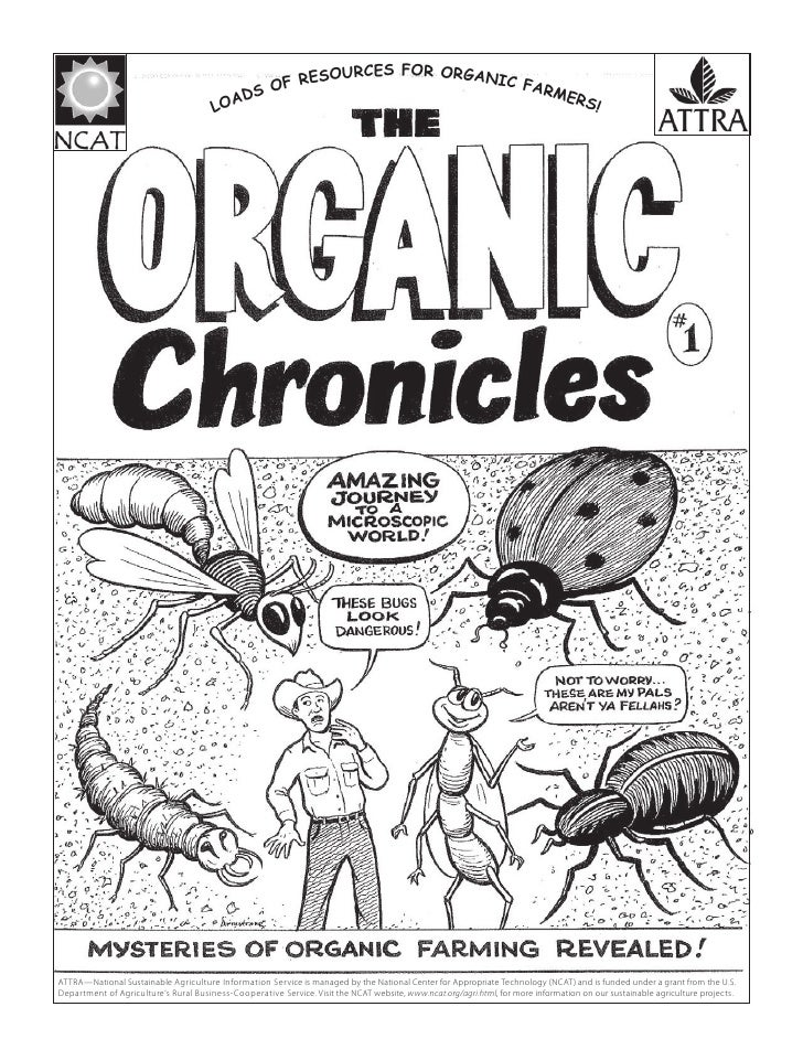 The Organic Chronicles No. 1: Mysteries of Organic Farming Revealed (Hmong language version)