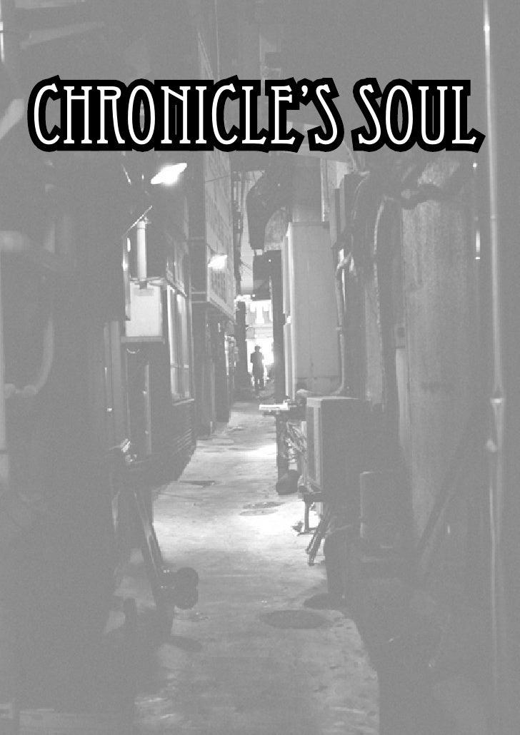 Chronicle's Soul