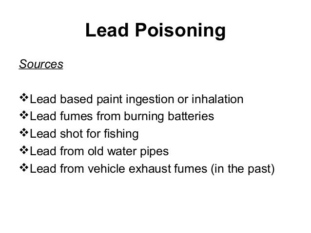lead poisoning and approximately inches Who is exposed to lead osha estimates that approximately 804,000 workers in general industry and an additional 838,000 workers in construction are potentially.