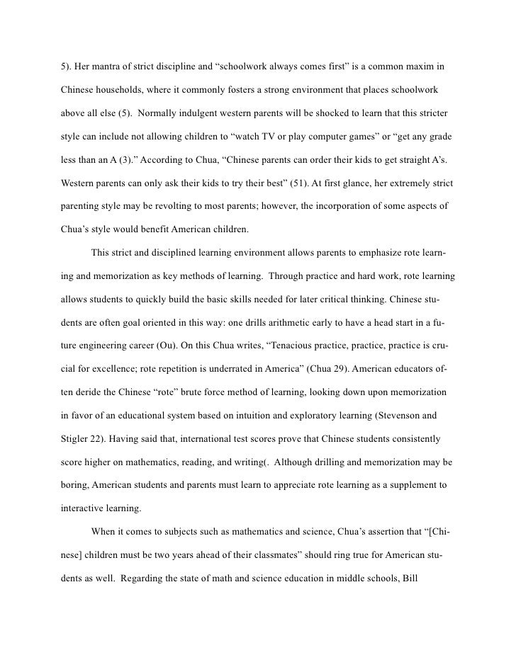 Discipline success essay