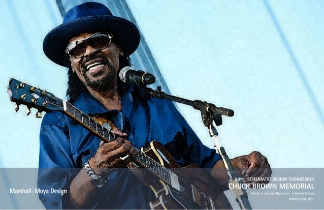 Chuck Brown Community Meeting Presentation (03 23-2013)