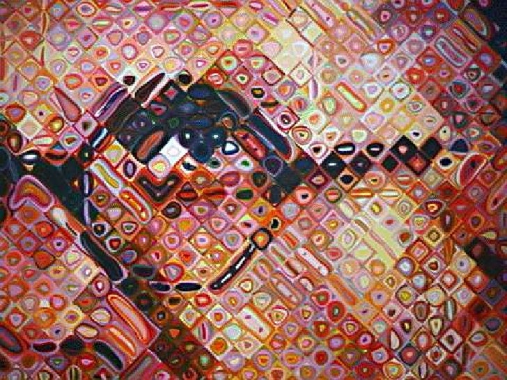 Chuck Close: Theory and Practice