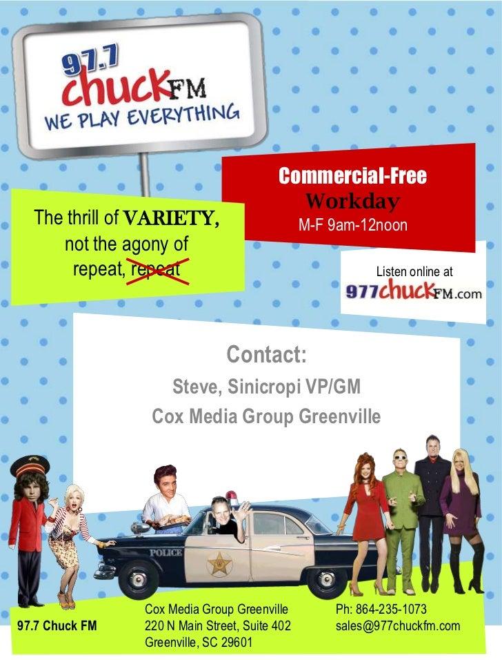 Chuck Media Kit V3
