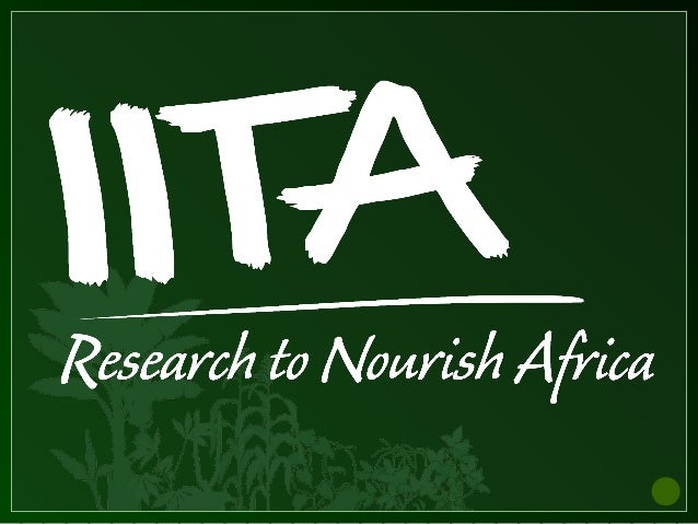 Impact of Trade on Domestic Rice Production and the challenge of Self- sufficiency in Nigeria Chuma Ezedinma Integrated Ca...