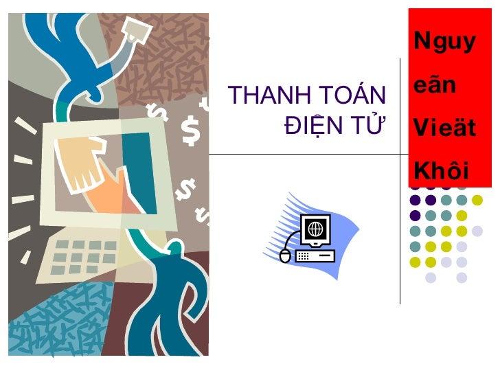 Chuong V E Payment