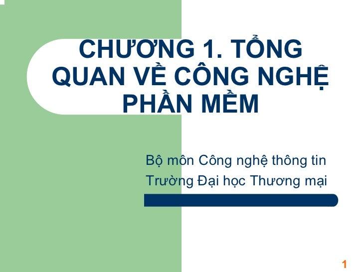 Chuong 1. cnpm