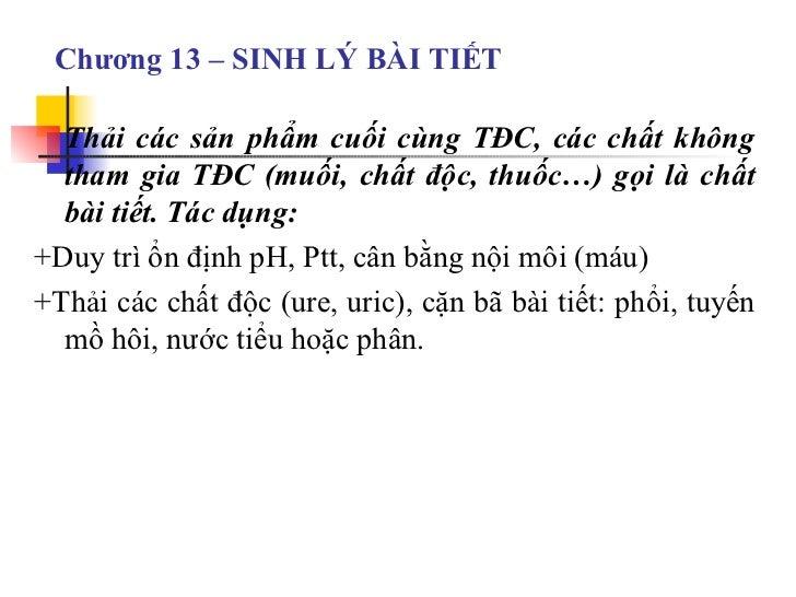 Chuong 13 bai tiet