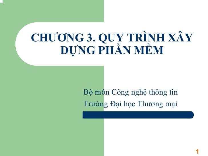 Chuong 3. cnpm