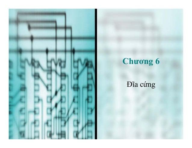 cấu trúc máy tính Chuong6