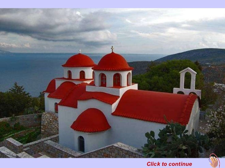 Churches and Chapels .  Greece (Nikos)