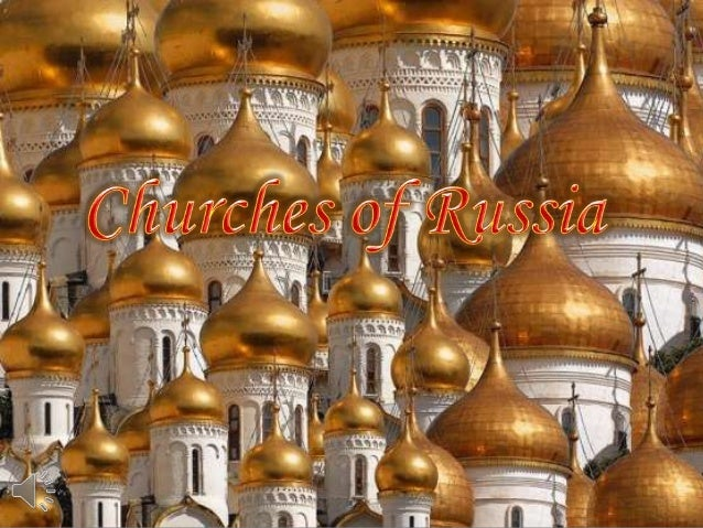 Churches of russia (v.m.)