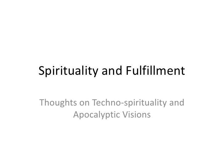 Church of Fulfillment