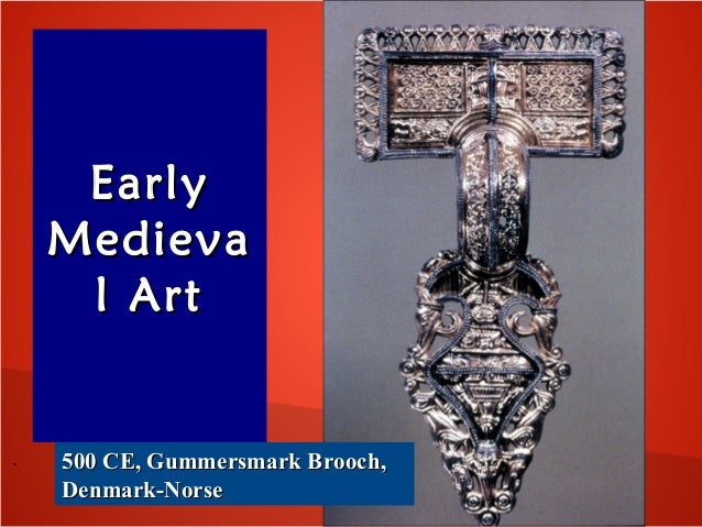 Early Christian & Medieval Art PPT Resources