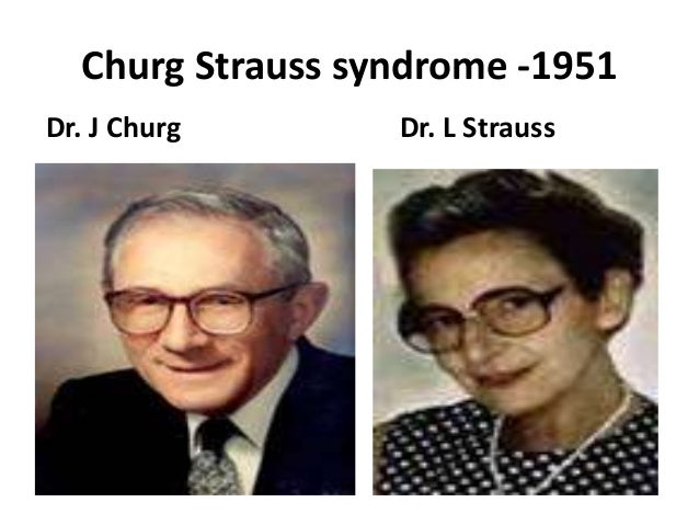 Image result for churg strauss