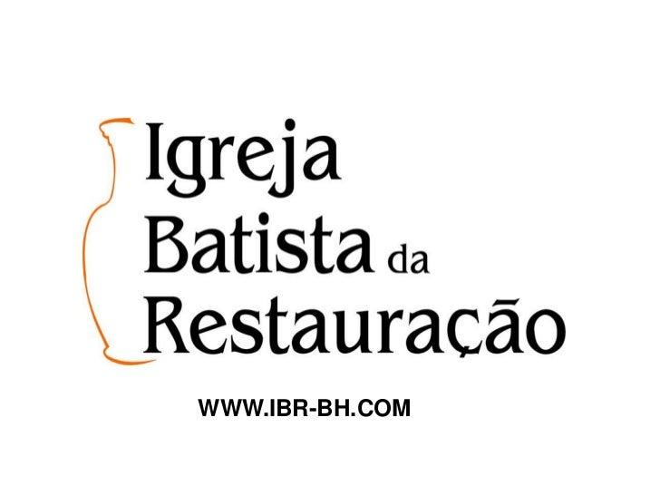 WWW.IBR-BH.COM<br />