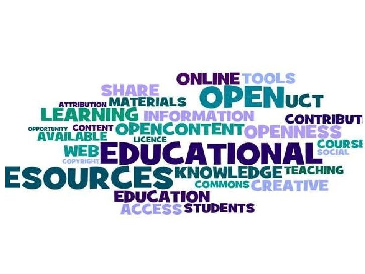 University of Cape Town OpenContent - Open Educational Resources Directory Launch