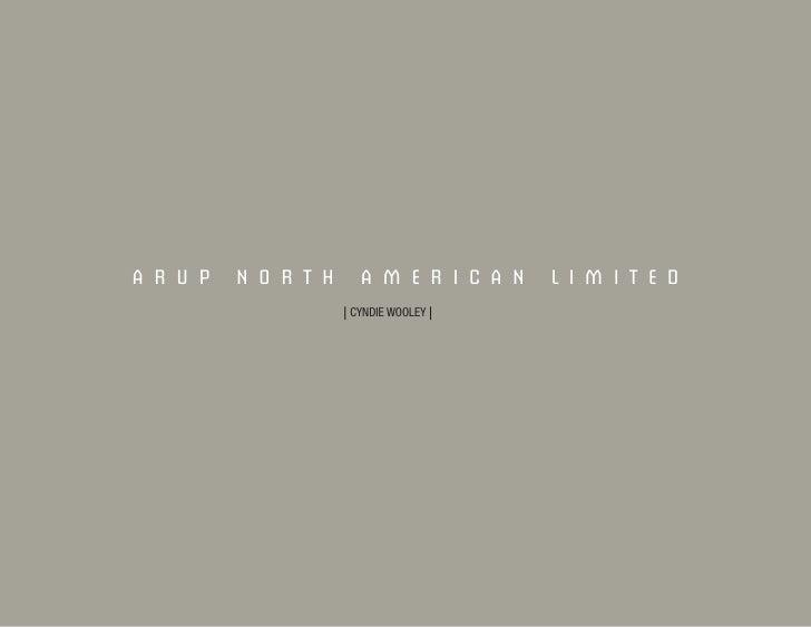 Portfolio Arup
