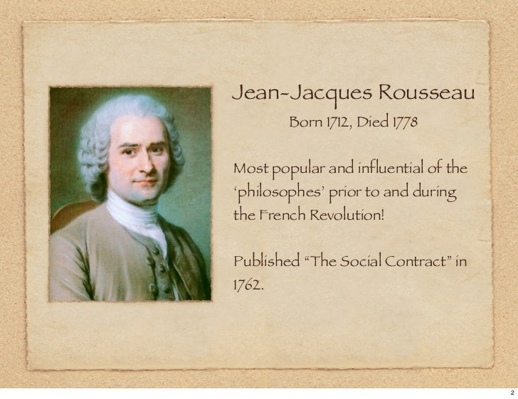 a views of jean jacques rousseau about legitimacy of civil commitment Excerpts from jean jacques rousseau commitment, which alone gives whatever benefits he had in the state of nature but lost in the civil state.