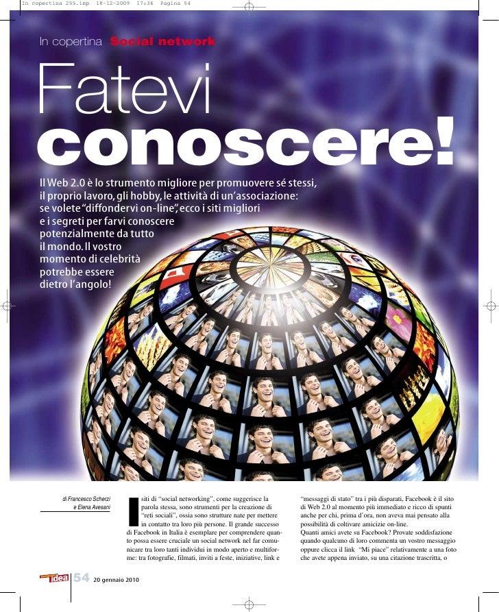 Computer Idea, intervista a Michele Ficara sui Social Network in Italia