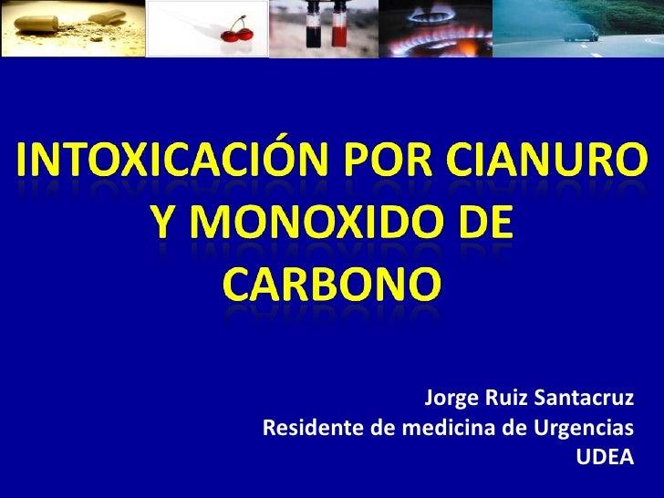 Intoxicaci n por cianuro monoxido de carbono - Detectores de monoxido de carbono ...