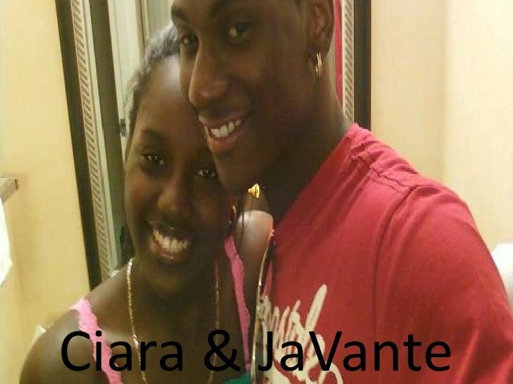Ciara & JaVante<br />