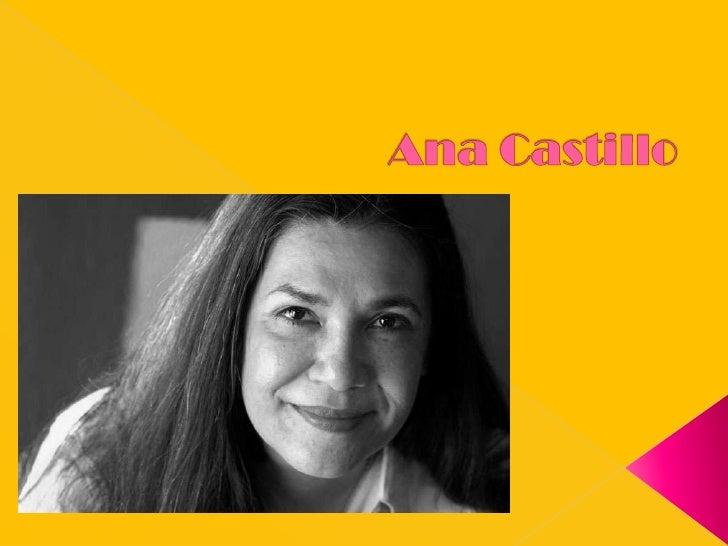 Ana Castillo<br />