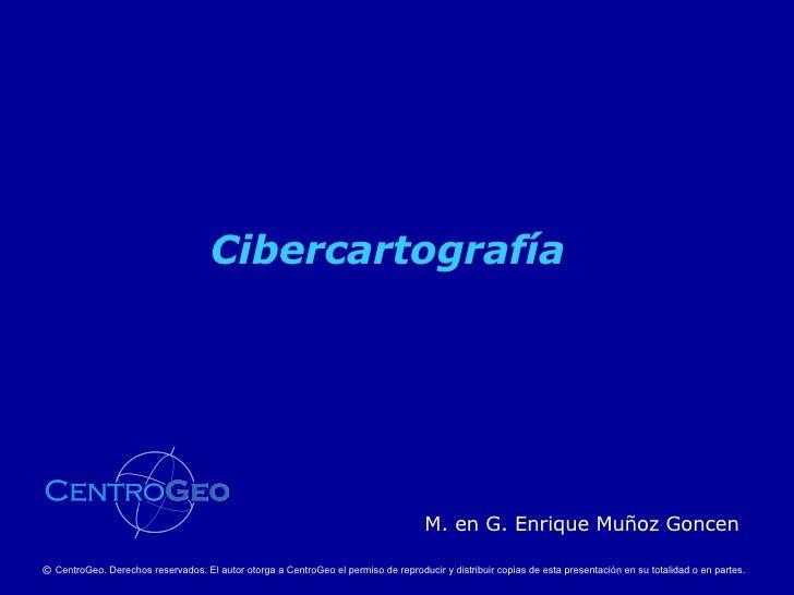 Cibercartografia
