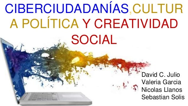 creatividad social: