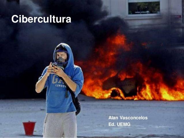 Cibercultura Alan Vasconcelos Ed. UEMG