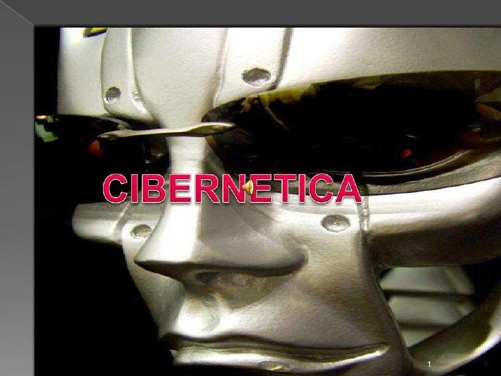 CIBERNETICA<br />1<br />