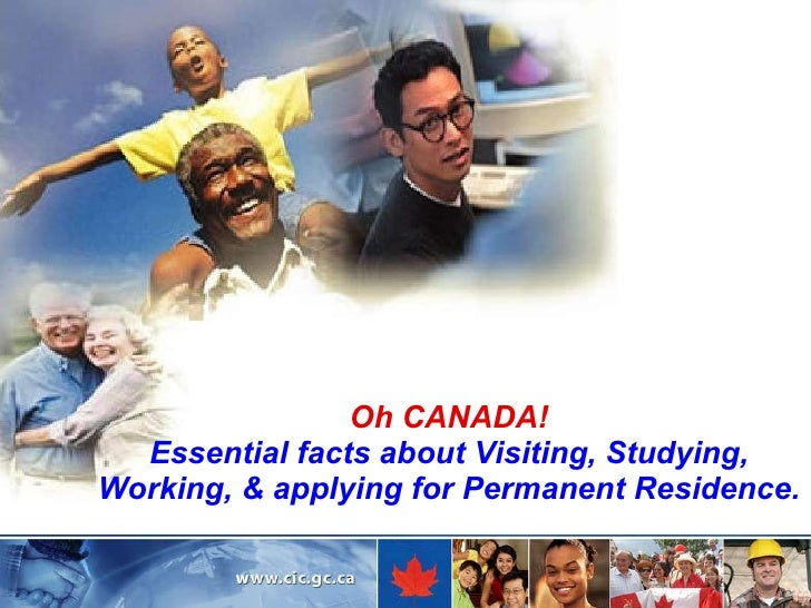 Cic presentation-2009 visit-study-work-and-pr