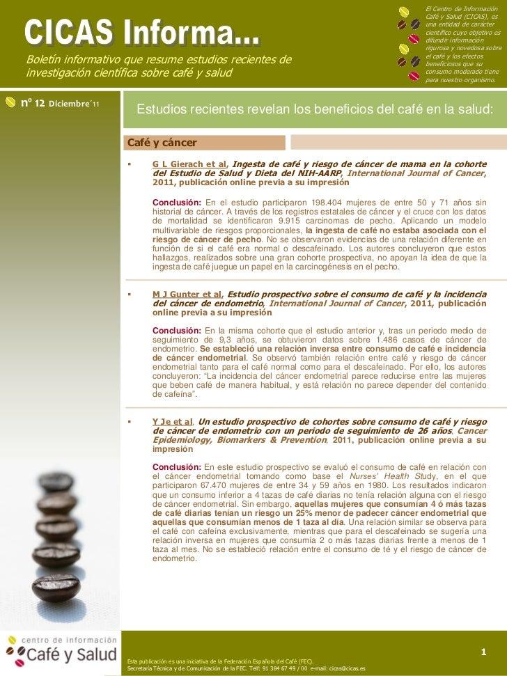 Cicas informa nº12