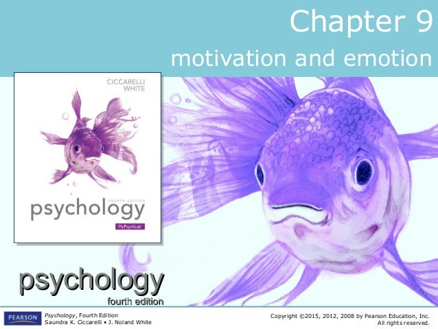 PSYC1101 - Chapter 9, 4th Edition PowerPoint