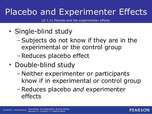 Dubbelblind studie – Wikipedia