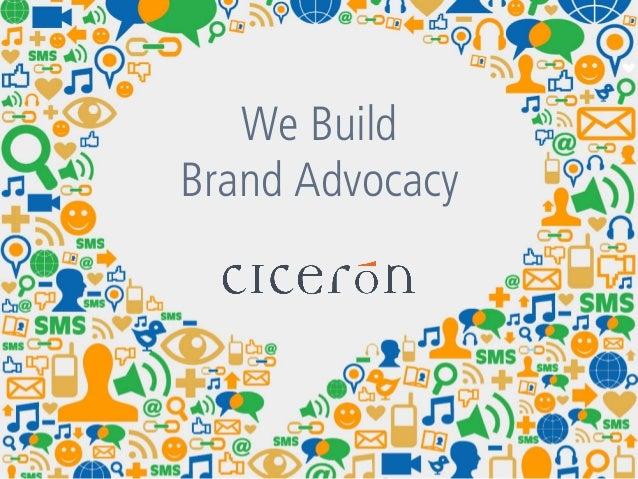 We Build Brand Advocacy
