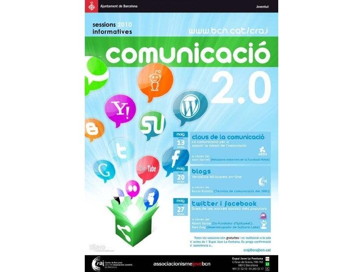 [Cicle comunicacio 2.0] 1  comunicacio