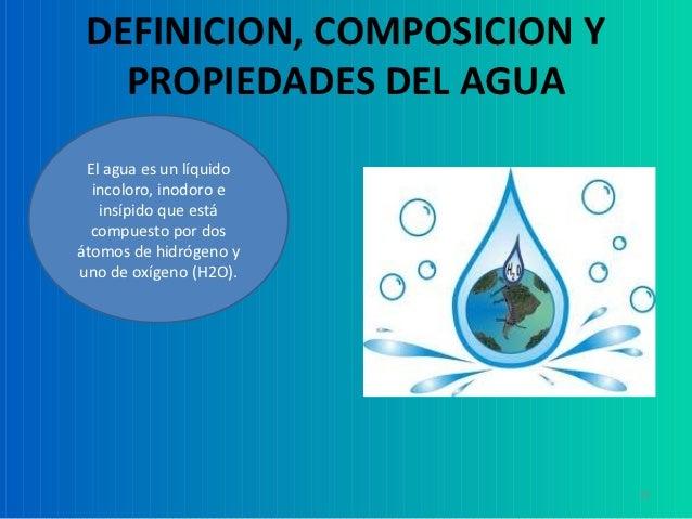Ciclo del agua for Inodoro significado