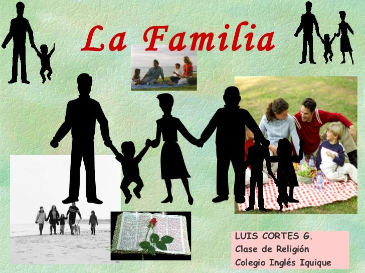 Ciclo  De La Vida Familiar