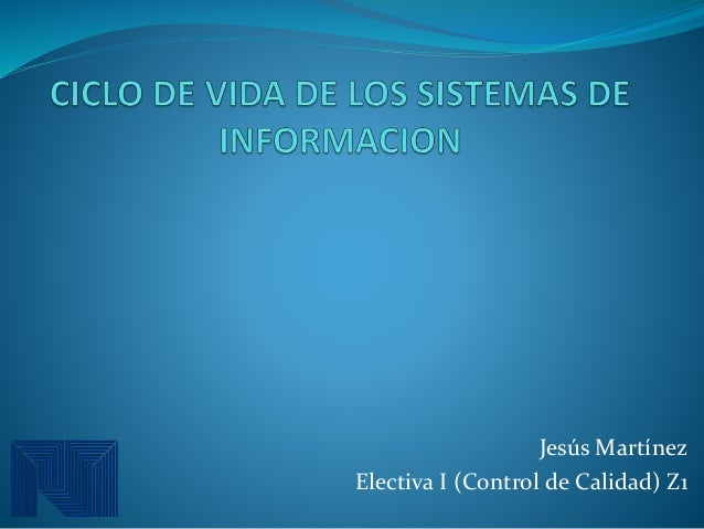 Jesús Martínez Electiva I (Control de Calidad) Z1