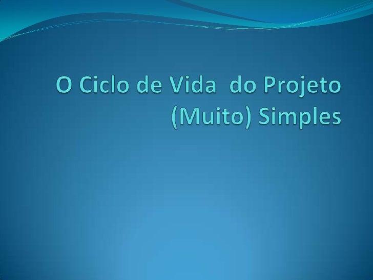 Porquê o interesse em Projectos?Cronica do Chaos - sobre o universo de projectosem TI – só 34 % são bem sucedidos (2003Sta...